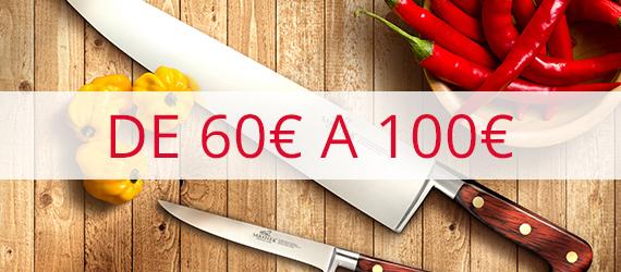 Entre 60€ et 100€