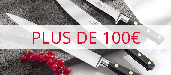 + de 100€
